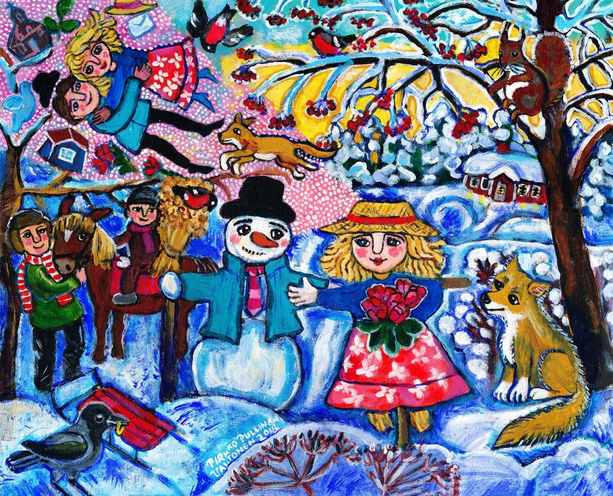Talvihäät 2018 / Winter Wedding 2018